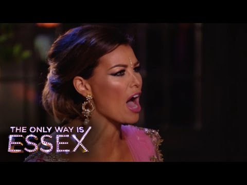 Ricky & Jessica End Things With A Bang - The Only Way Is Essex