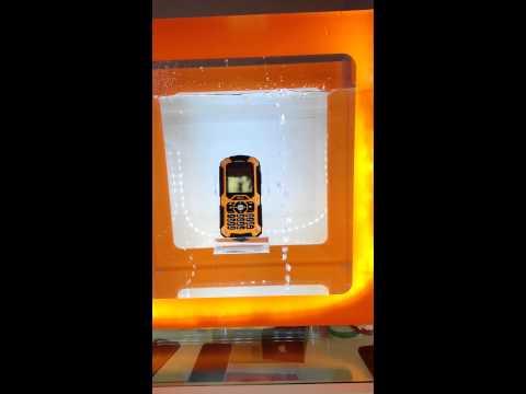 Plum Ram, Water tank, waterproof phone