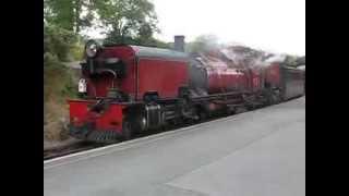 Beddgelert United Kingdom  city photo : Beddgelert Station (Welsh Highland Railway), North Wales, UK