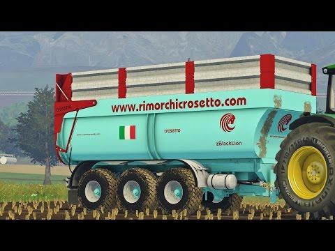 Crosetto CMR180 v1.0