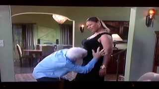 Queen Latifa RIDES on Steve Martin in Bring The House Down
