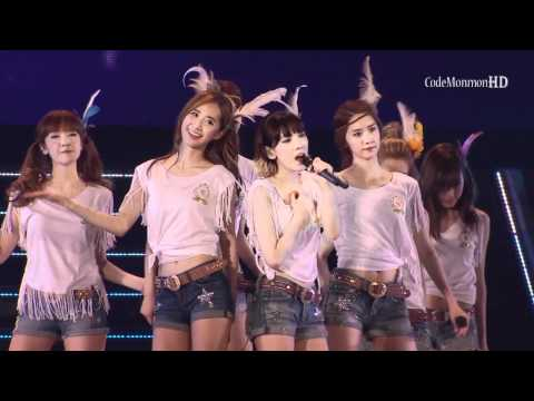 SNSD – Into The New World