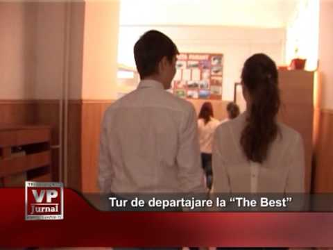 "Tur de departajare la ""The Best"""