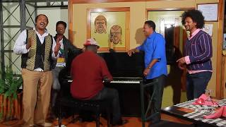 Wuleta Concert For Abebe Melese (Ethiopian Music Lyric And Melody Writer) 14.11.13 הופעה חייה בישראל