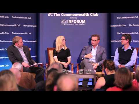 Summer intern, Taylor Blackburn (another Gen Y) captured this video with thoughts from panelists.