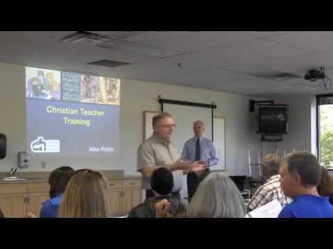 What Does the Bible Say About Teaching? – Mike Riddle