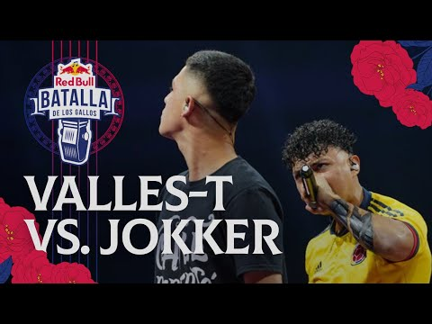 VALLES-T vs JOKKER - Cuartos | Red Bull Internacional 2019
