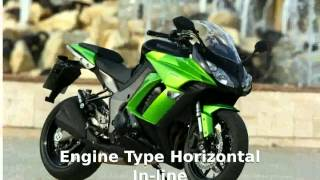 8. 2013 Kawasaki Ninja ZX-14 Details and Specification