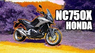 9. Honda NC750X ||Moto muy versátil pero ¿Es veloz?