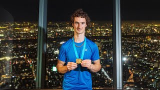 Road to Tokyo #29: Success And Disaster / Climbing World Championships 2019, Hachioji, Japan by Adam Ondra