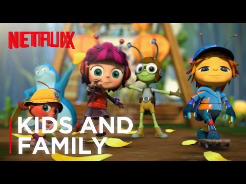 Beat Bugs | Official Trailer [HD] | Netflix