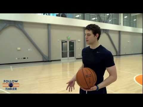 three pointer - Jimmer breaks down how he shoots the three-pointer.