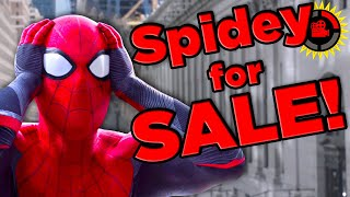Film Theory: Should Disney Buy Spiderman for $10 Billion? (Disney vs Sony)