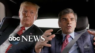 Video President Trump: 30 Hours l Interview with George Stephanopoulos l Part 1 MP3, 3GP, MP4, WEBM, AVI, FLV Juli 2019