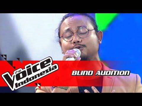 Ope - Benci Untuk Mencinta | Blind Auditions | The Voice Indonesia GTV 2018