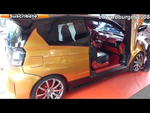 chevrolet aveo gti Tuning modificado car audio puertas verticales rines de lujo 2012 FULL HD