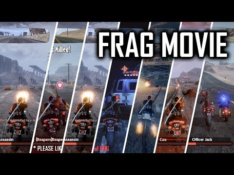FRAG MOVIE | Road Redemption | Kill all Leaders | Kick Pistol Shotgun Rifle Kills