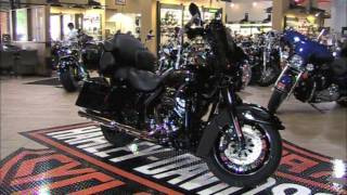 2. Harley-Davidson 2010 CVO Ultra Classic Electra Glide