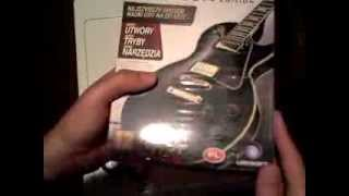 This is the unboxing of Rocksmith All-New 2014 Edition Authentic Guitar Games Guitar and Bass for PC by UbiSoft (including Real Tone Cable). I could not find ...