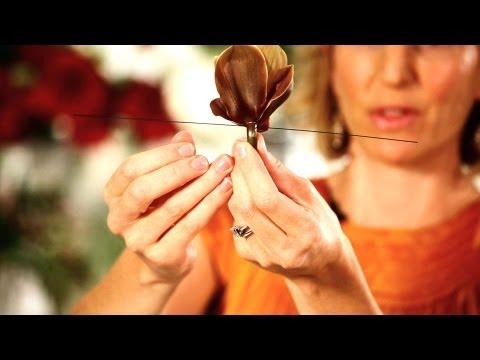 4 Tools Needed for Wire Arrangements | Wedding Flowers