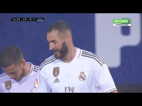 Eibar vs Real Madrid 0 4   Resume  09/11/2019