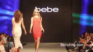 BEBE | Summer Fashion Week 2015 By LIPS