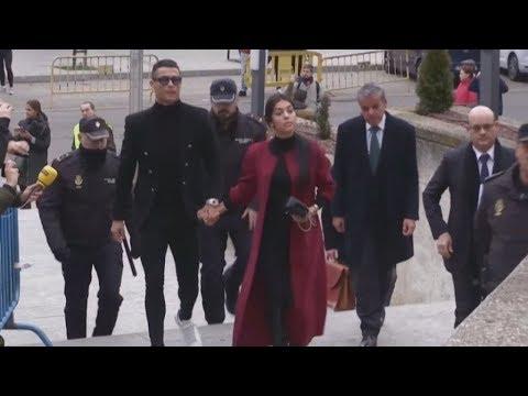 Ρονάλντο: Στο δικαστήριο της Μαδρίτης για την φοροδιαφυγή