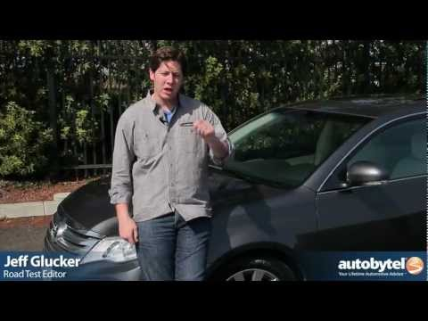 2012 Toyota Avalon: Video Road Test and Review