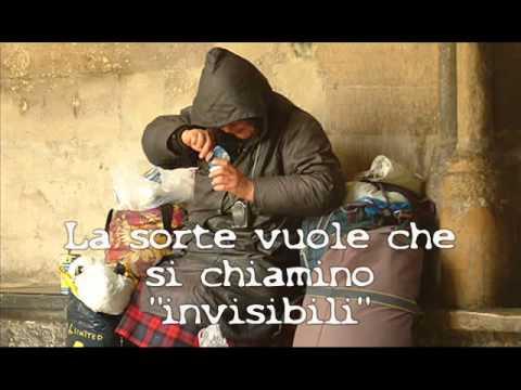 Rosario Carbone - INVISIBILI (uno sguardo al mondo dei senzatetto)