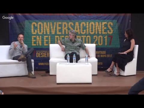 Conversaciones en el Desierto 2017