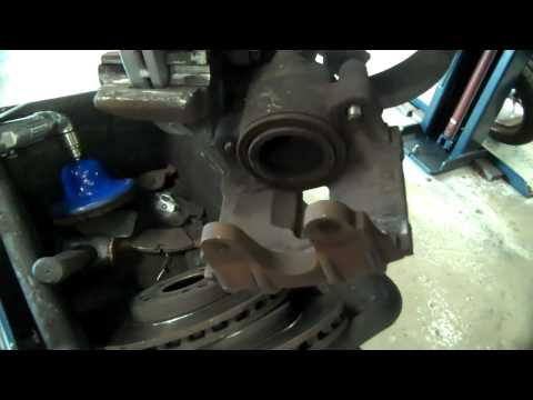 How to Replace Brake Pads on the 1992-1995 BMW E34 525i