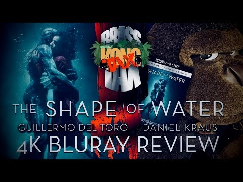 The Shape Of Water 4K Bluray Review I HDR10