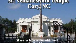 Cary (NC) United States  city pictures gallery : Sri Venkateswara Temple of North Carolina, Cary, NC, US - Part 1