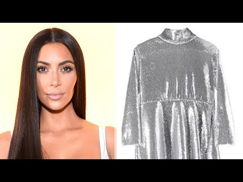 Kim Kardashian ACCUSED Of Ripping Off Major Designers For Kids' Clothing Line