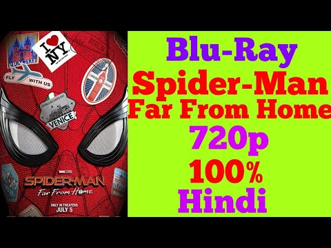 How to download Spider-Man Far From Home movie in 720p in hindi || by AR Koushal