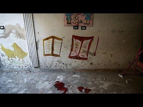 Συρία: Βομβάρδισαν βρεφονηπιακό σταθμό – Σκοτώθηκαν έξι παιδιά – world