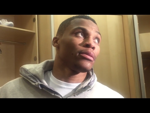 Russell Westbrook and Gregg Popovich: The Two Most Feared Interviewees in Sports (видео)