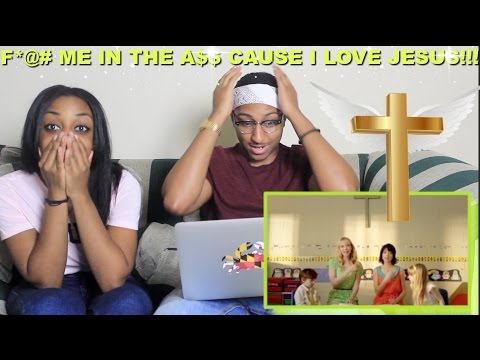 "Couple Reacts : WTF!!! ""Fuck Me In The Ass Cause I Love Jesus"" Reaction!!!"