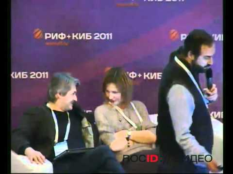 РИФ+КИБ 2011. Технологии Интернет-рекламы, (видео)