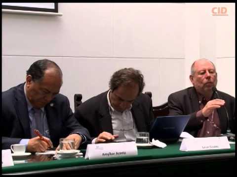TERTULIAS FORO - 30 años ACCE - Panel 1 'Recursos naturales, energía y minas''.