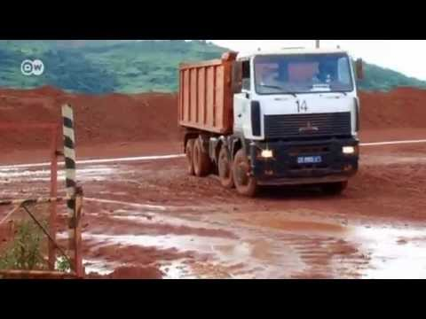 bauxite - Guinea holds the world's largest reserves of bauxite, a mineral from which aluminum is obtained. Eighty to eighty-five percent of Guinea's export revenues co...