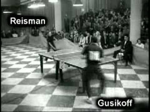 Offiziell olympische sportart tischtennis videos aus urzeiten
