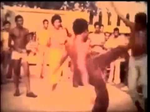 Roda de Capoeira em Salvador, 1973