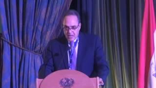 فتح الله فوزى رئيس لجنة التشيد والبناء بجمعية رجال الأعمال المصريين