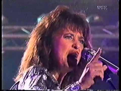 Suzi Quatro - If I get lucky WDR 1994 zusammen mit meiner Band (видео)