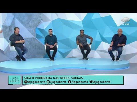 QUEM LEVA O BRASILEIRÃO? COMENTARISTAS DÃO SEUS PALPITES   JOGO ABERTO