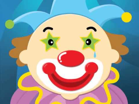 Disgruntled Clown - Not Scary !