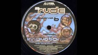 2 Rude ft. Saukrates & Pharoahe Monch - Innovations (Instrumental)