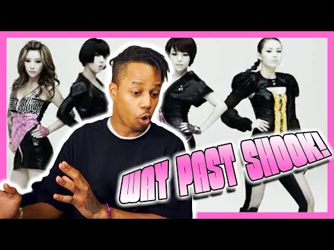 Throwback Thursday: Brown Eyed Girls 'Abracadabra' REACTION! What Just Happened To Me?! 🤦🏾‍♂️