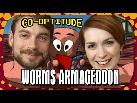 co - Co-Optitude is all about Felicia Day and Ryon Day hilariously playing through the co-op retro games their parents never let them have. This week's game is Wo...